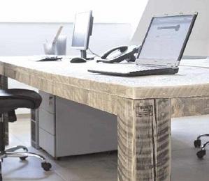 zelf bureau maken steigerhout nodig klik hier gratis