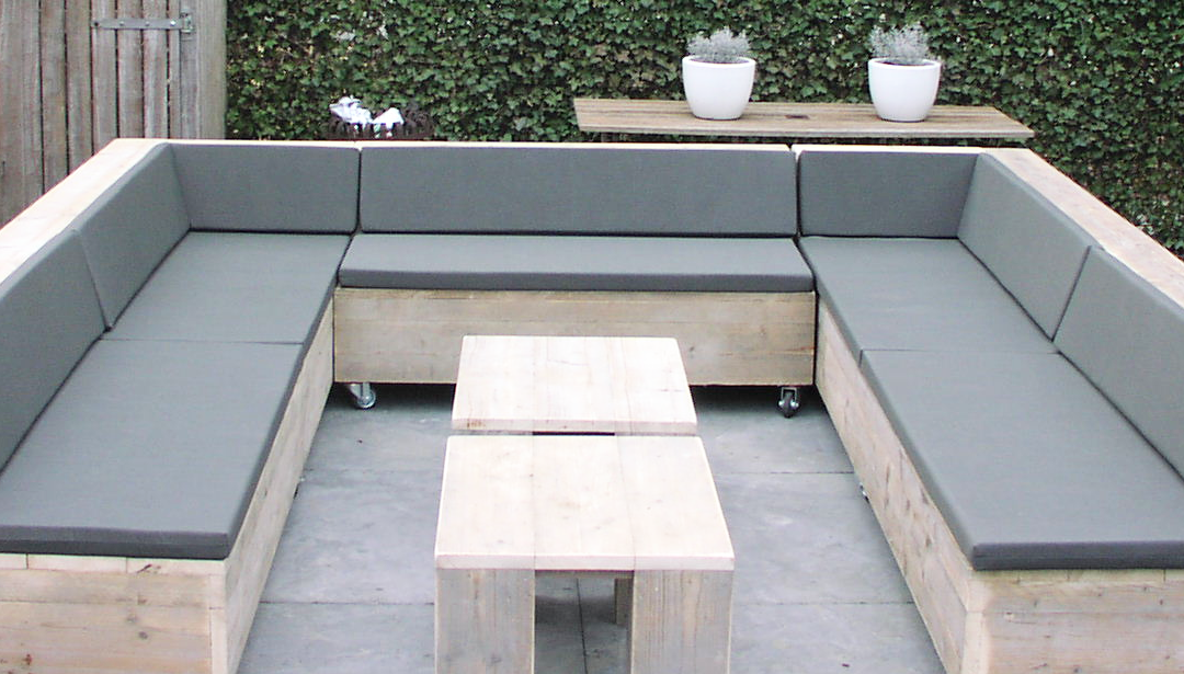 Bank steigerhout zelf maken nodig klik hier voor gratis for Loungeset steigerhout zelf maken
