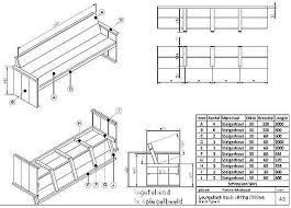 Fonkelnieuw Bank steigerhout tekening nodig? Klik hier voor gratis bouwtekeningen! AC-87