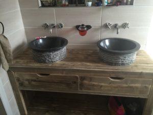 Bouwtekening badkamermeubel steigerhout nodig? klik snel hier!