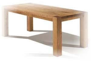 Bouwpakket steigerhout tafel.