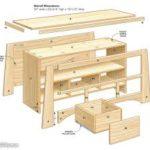 tv kast steigerhout zelf maken